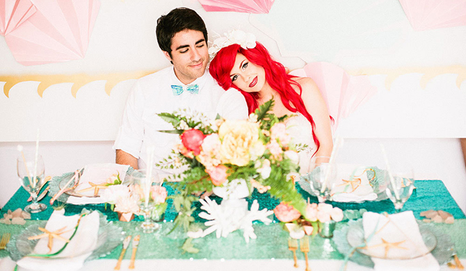 boda sirenita